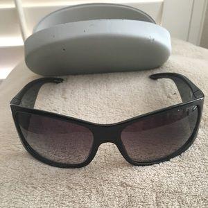 Dior D1 5847V black sunglasses